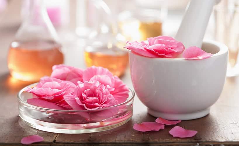 Parfüm aus Blüten – für einen natürlichen Duft
