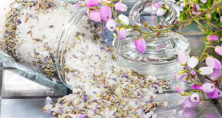 Parfüms aus Kräutern - ein stets frischer würziger Duft