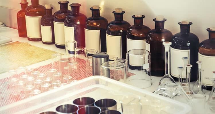 Wie sieht die Arbeit eines Parfümeurs aus?